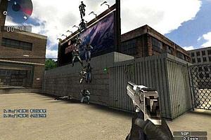 第一人称射击FPS类网络游戏源码 突袭online源代码