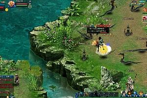 网页游戏《天途OL》源代码即时战斗