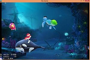 cocos2dx 3.3手机3D捕鱼达人游戏源码