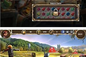 弗兰克的农场国外html5网页游戏源码下载 HTML5游戏《弗兰克的农场》建造类游戏源码