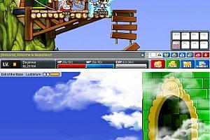 【冒险岛055国际GM版】一键即玩端+GM包+功能完整无错+免虚拟机+无需架设+无需虚拟网卡