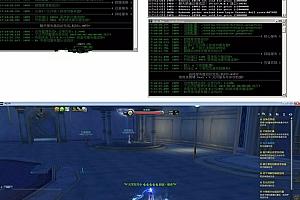 新永恒之塔【AionEmu6.5】一键端+支持最新7.0客户端+游戏内置GM管理功能+GM包