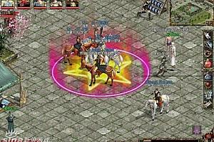 帝国传奇客户端游戏源码