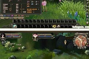 神话题材的3D网游:龙Online全套游戏源码
