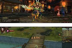 【超神传】盛唐仙神妖魔混战超神传单机网单+视频教程+GM工具