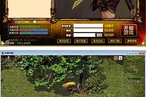 【刺客帝国网单服务端】盛大韩国刺客全套游戏客户端源码