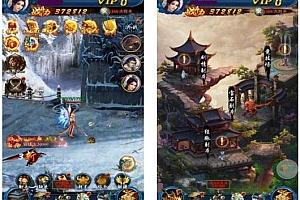 三网游戏【龙女传奇H5】游戏源码 一键即玩服务端+文本教程
