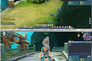 【麻辣江湖服务端】一款有意思的电脑网游单机版一键安装游戏客户端内附GM完美版
