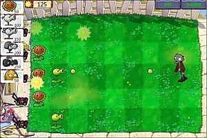 HTML5植物大战僵尸游戏源码