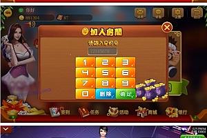 小熊娱乐游戏双玩法(金币+房卡)源码