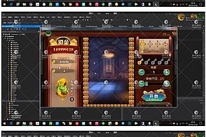 【纯完整源码】最新傲玩娱乐850整套源码+PC端+APP双端+超控完整版