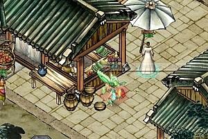诸仙列传游戏源码 单机版 水墨风格网页游戏服务端 修仙飞升一键安装GM工具